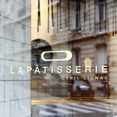 La Patisserie Cyril Lignac - Logo