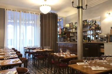 Le Belhara - Salle du restaurant