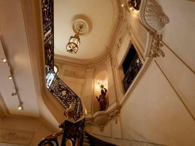 Taillevent - Escalier