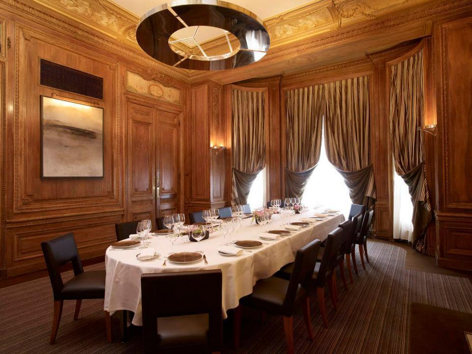 Taillevent - Salle du restaurant