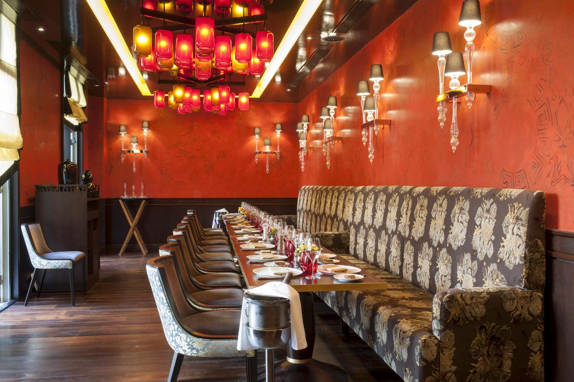 Buddha Bar Hôtel - Le Vraymonde - Salon - Banqueting
