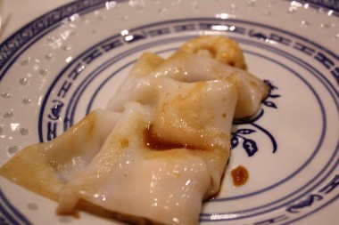 Chez Ly - Crêpes de riz au crevettes