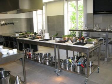 Actus pour gourmets gourmets co for Atelier guy martin cours cuisine