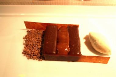 Etc... - Chocolat, caramel, cacahuètes © P.Faus