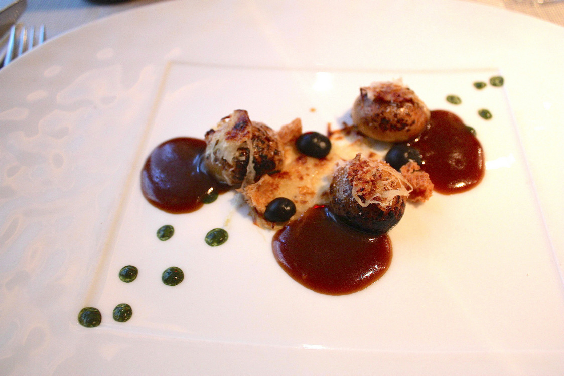 Etc... - Oignons, gratinés, parmesan © P.Faus