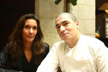 La rotonde - Audrey Ivaldi & Mahrez Loukal 2