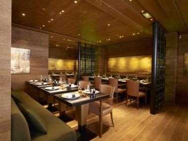 Les 110 de Taillevent - Salle du restaurant