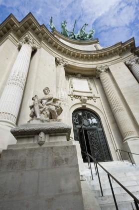 Mini Palais - Entrée © François Voisin