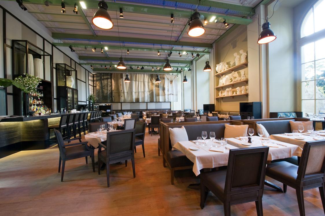 Mini Palais - Salle de restaurant © Vincent Krieger