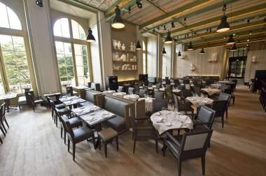 Mini Palais - Salle de restaurant © François Voisin