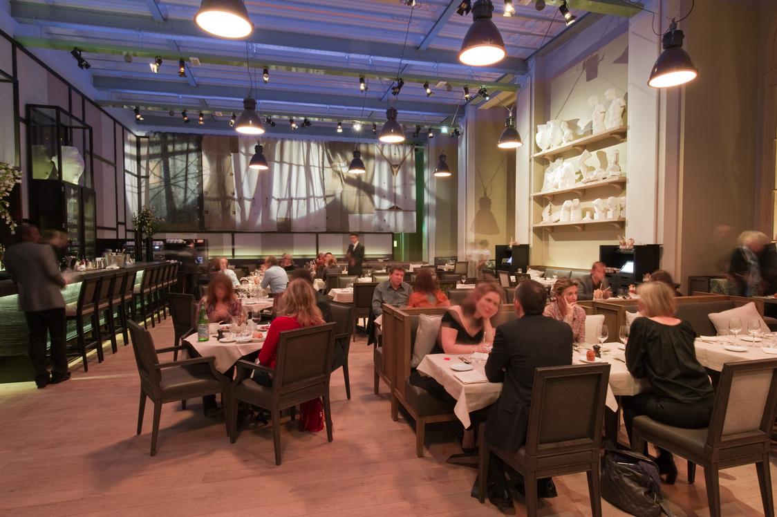 Mini Palais - Salle de restaurant 3 © Vincent Krieger