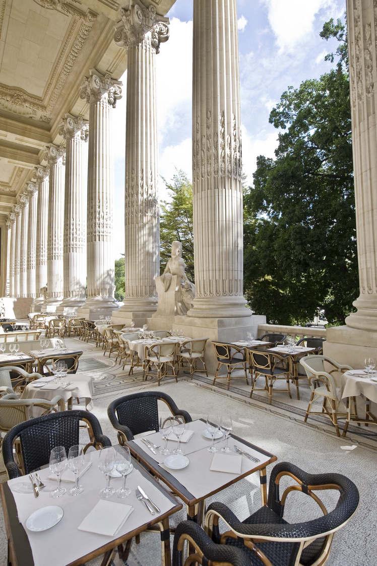 Mini Palais - Terrasse © François Voisin
