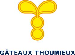 Pâtisseries Thoumieux - logo Gâteaux Thoumieux