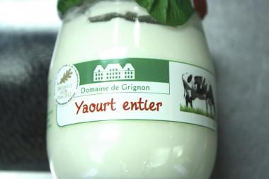 Domaine de grignon - Yaourt entier