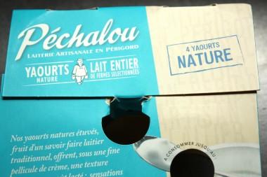 Péchalou - Yaourt nature
