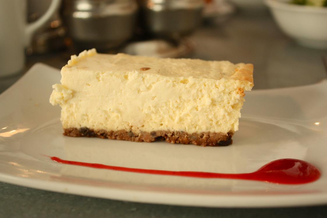 Privé de dessert - Cheesecake ©P.Faus