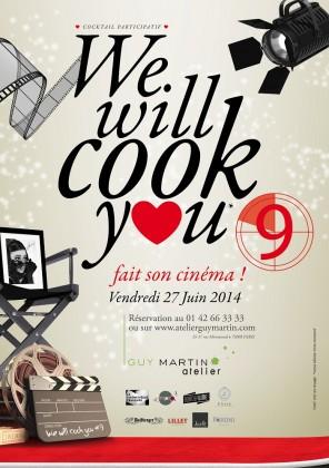 We Will Cook You - l'Atelier Guy Martin fait son cinéma !