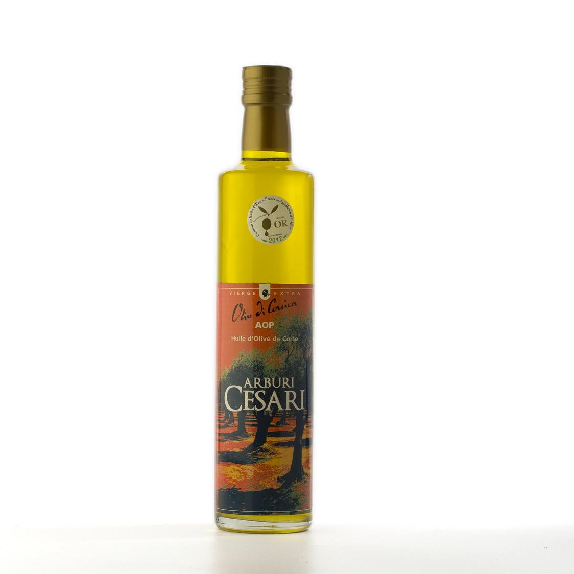 huile olive corse