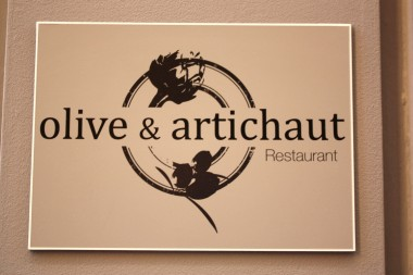Olive & Artichaut - Enseigne