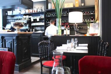 Philippe Excoffier - Salle du restaurant