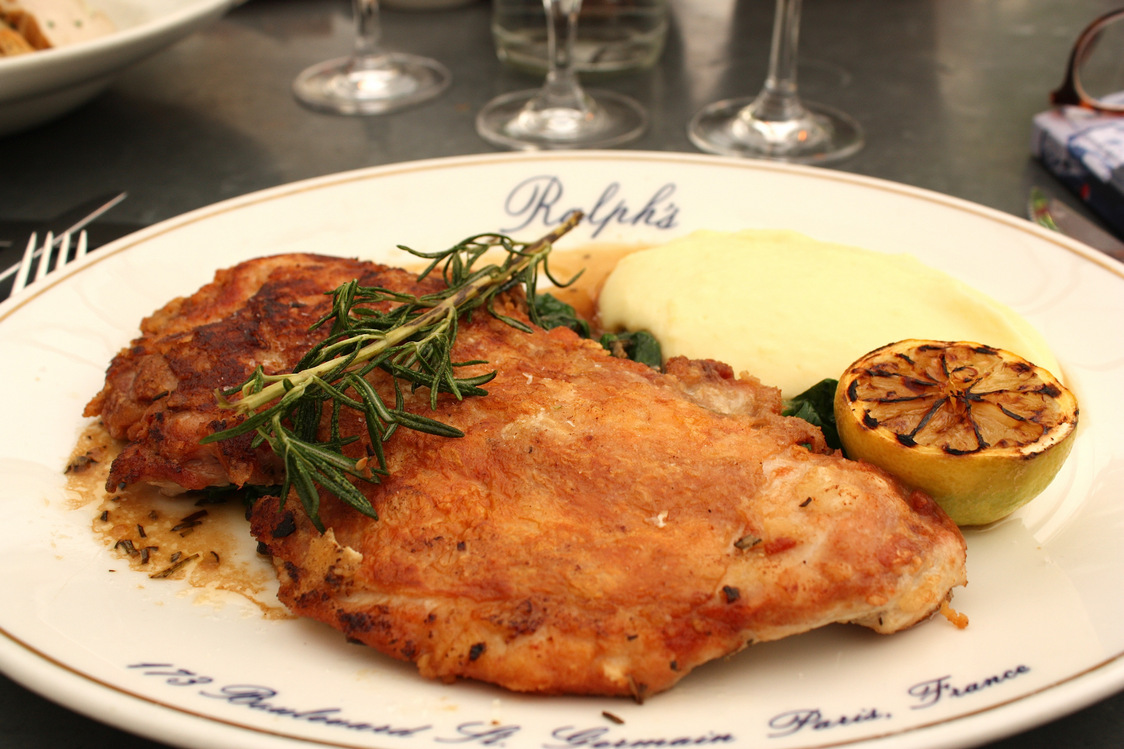 Ralph's - Grilled Farmhouse Chicken Breast © P.Faus