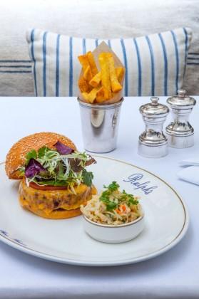 Ralph's - Veggie Burger