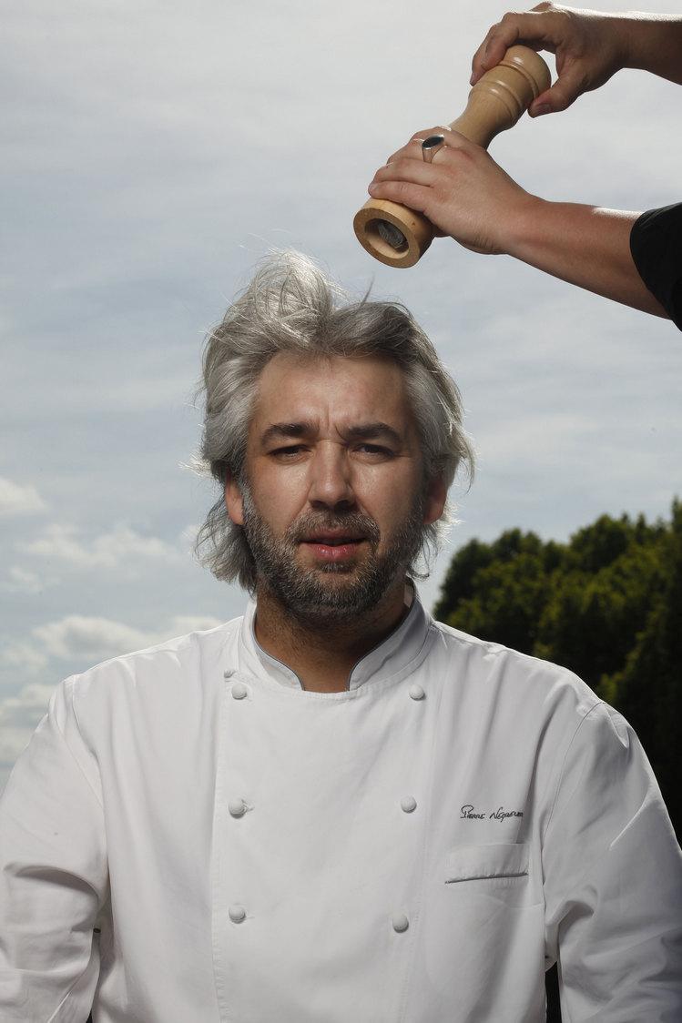 Terrasse Mirabeau - Wine By Chef - Pierre Négrevergne