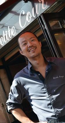 Le chef. Isaoka jpg