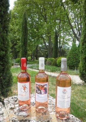 Rosés du Château de Vignelaure