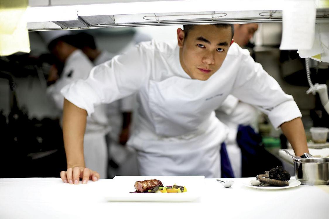 Chef du restaurant