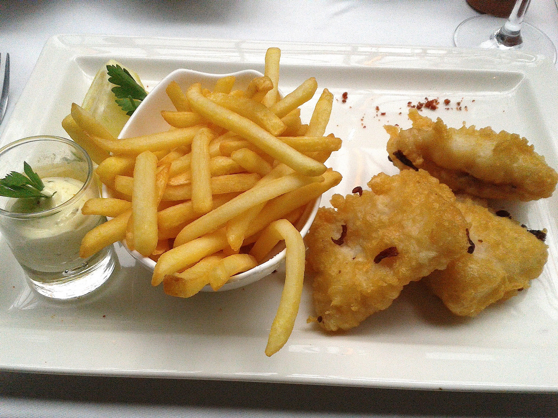 Fish & chips © P. Faus