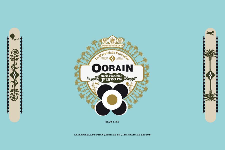 Oorain - Marie Françoise Flavors 5