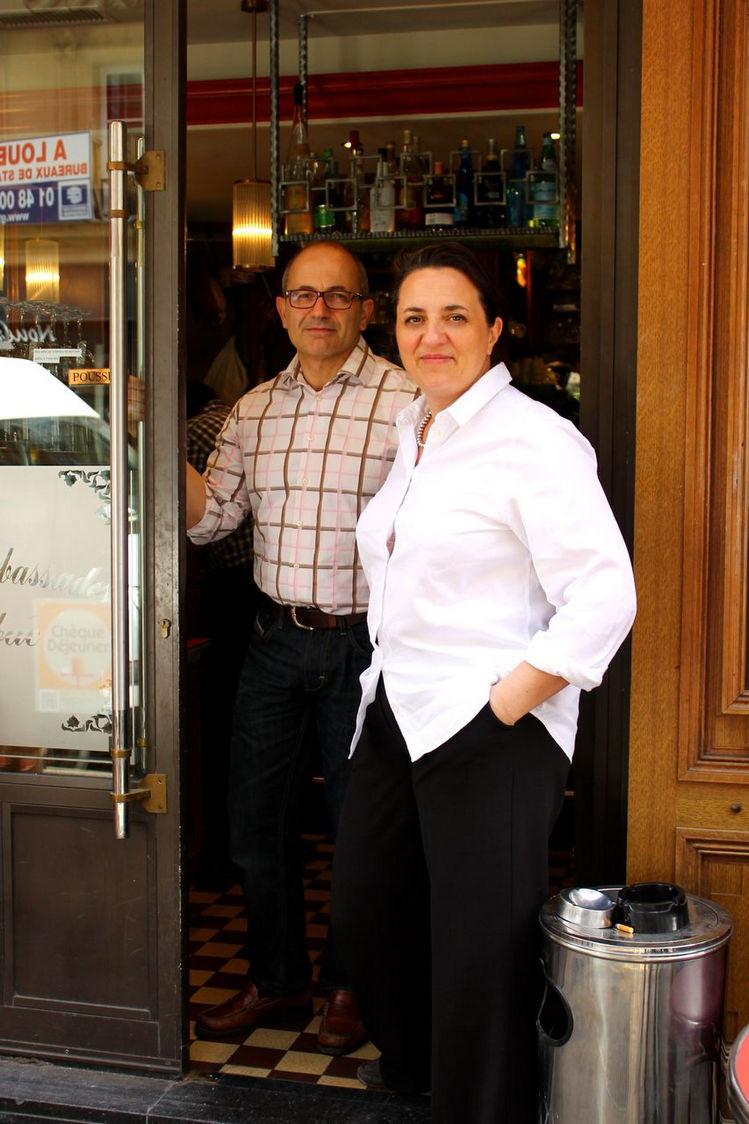 Thierry & Caroline Castex