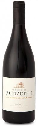 Vin Gouverneur St Auban-Rouge