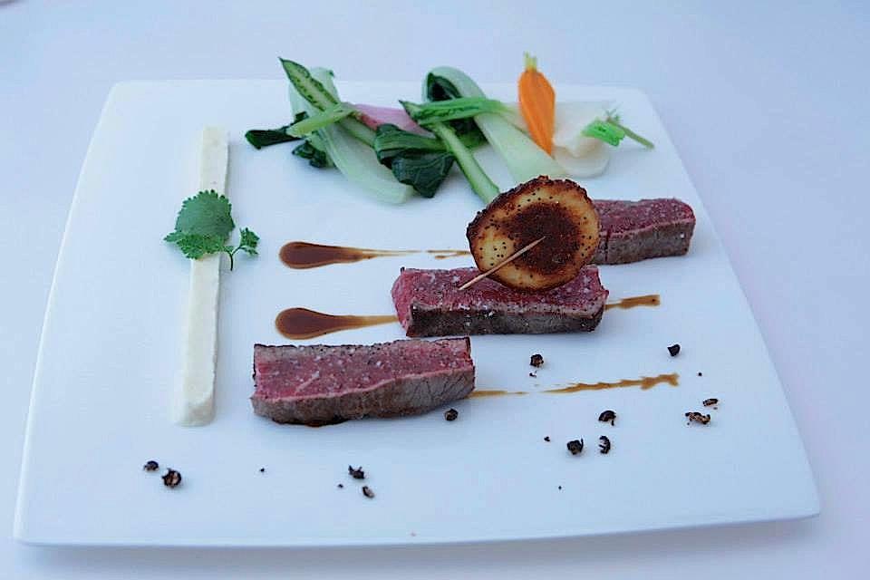Piède bœuf de l'Aubrac, © P.Faus