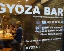 Le Gyoza Bar