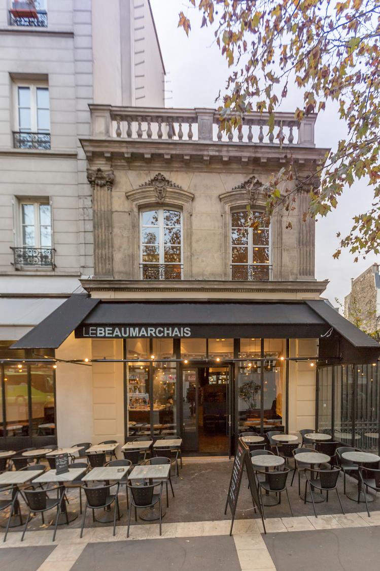 Tous Les Restaurants Boulevard Bonne Nouvelle Paris