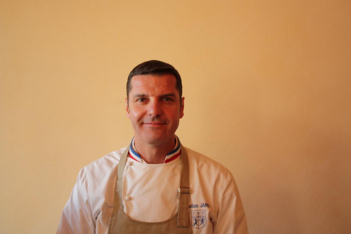 Christian Janier, fromager-affineur
