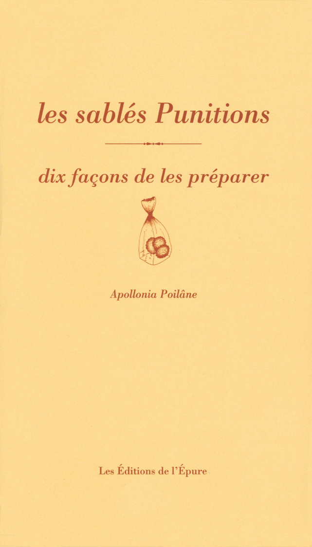 Trois petits livres d'Apollonia Poilâne - Gourmets&Co