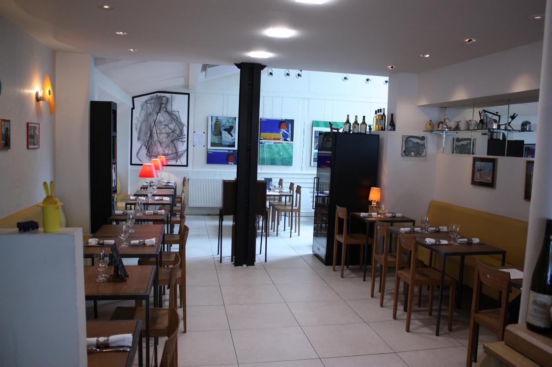 Salle du restaurant 02