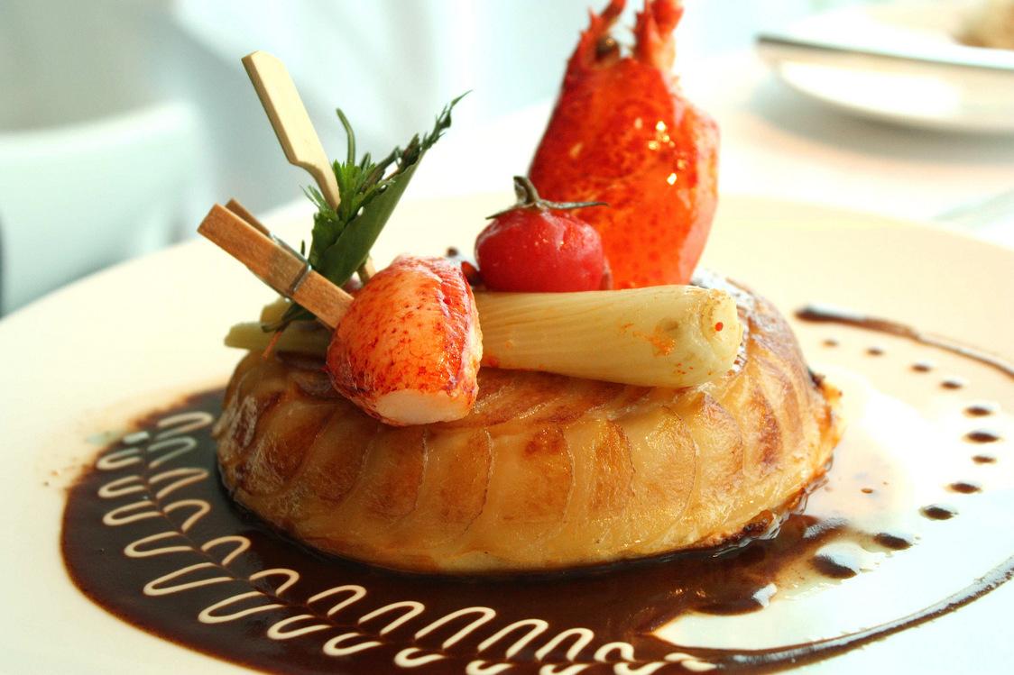 Tourte de homard © P.Faus. - copie