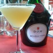 Le cocktail Monk's Sour