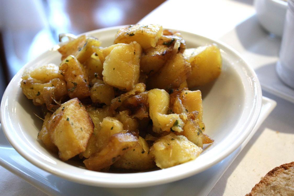 pommes grenailles rissolées © Gourmets&Co - copie