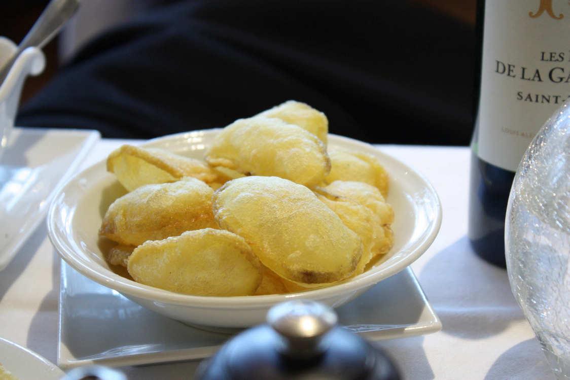 pommes soufflées © Gourmets&Co - copie