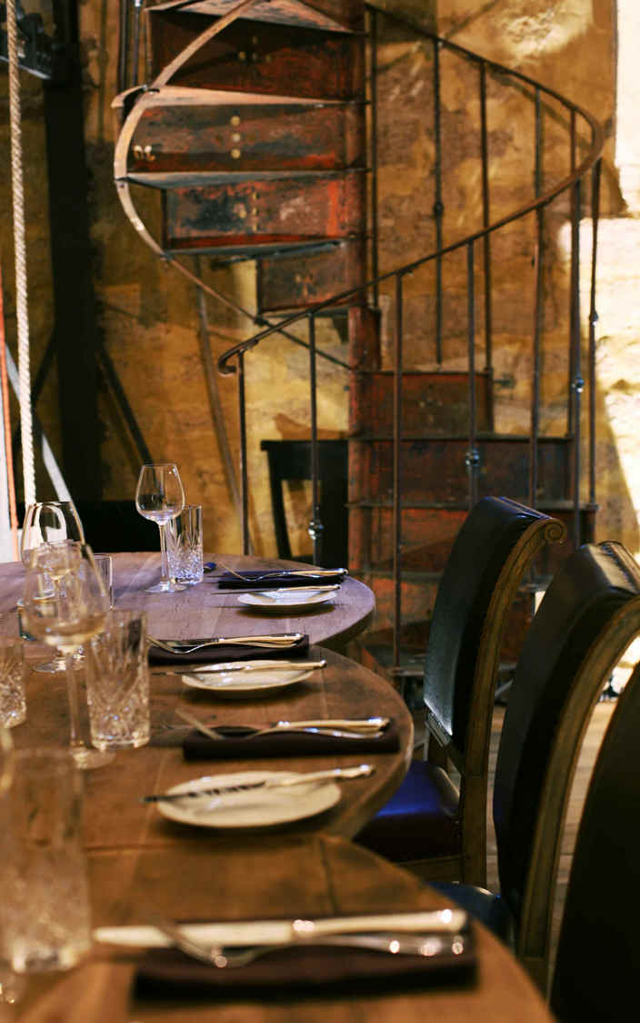Ancienne Maison Gradelle - table d'hôtes 2 - copie