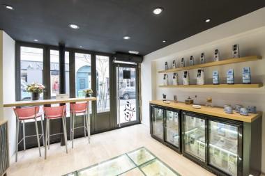 Intérieur Boutique Caron 2 ©Cédric Helsly