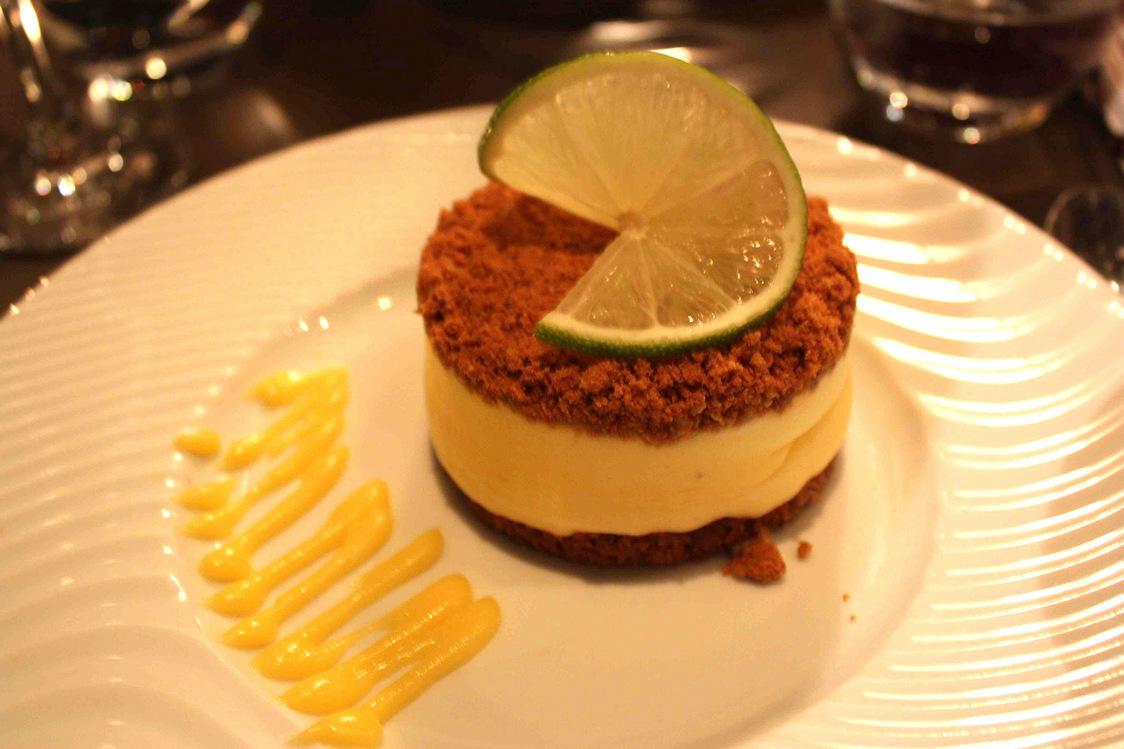 L'inimitable tarte au citron de Léon © P.Faus   - copie
