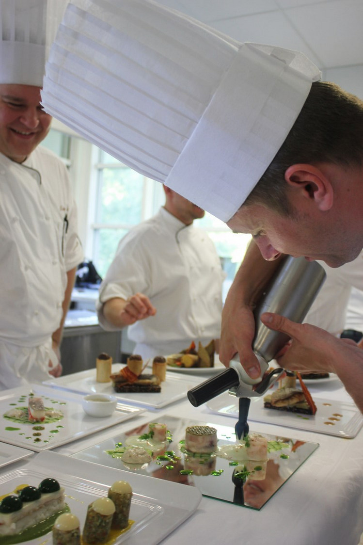 L institut paul bocuse ou l cole de l excellence gourmets co - Formation cuisine gastronomique ...