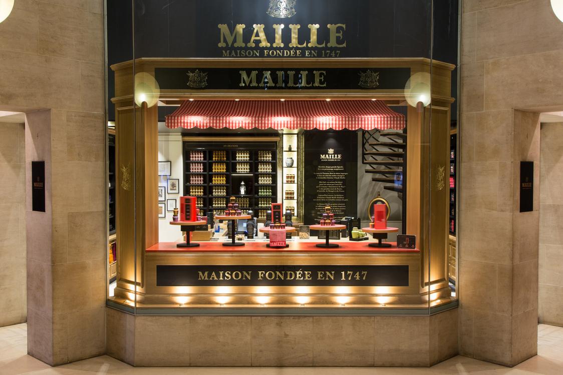 Boutique Maille façade
