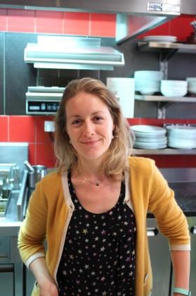 La chef, Sarah Baraudon  - copie